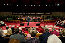 Thanksgiving Campmeeting 2011